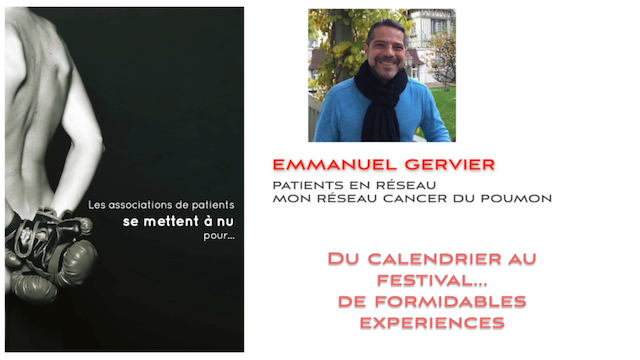 Du calendrier patients au Festival, de formidables expériences