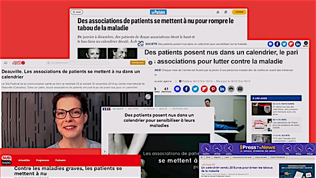 Les associations de patients se mettent à nu, quelle aventure !