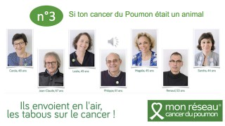 Cancer du poumon : quel animal ?